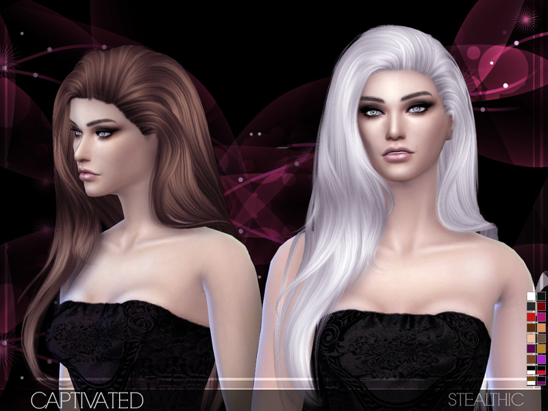 Stealthic - Captivated (Female Hair)