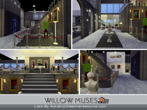 Willow Muses by autaki