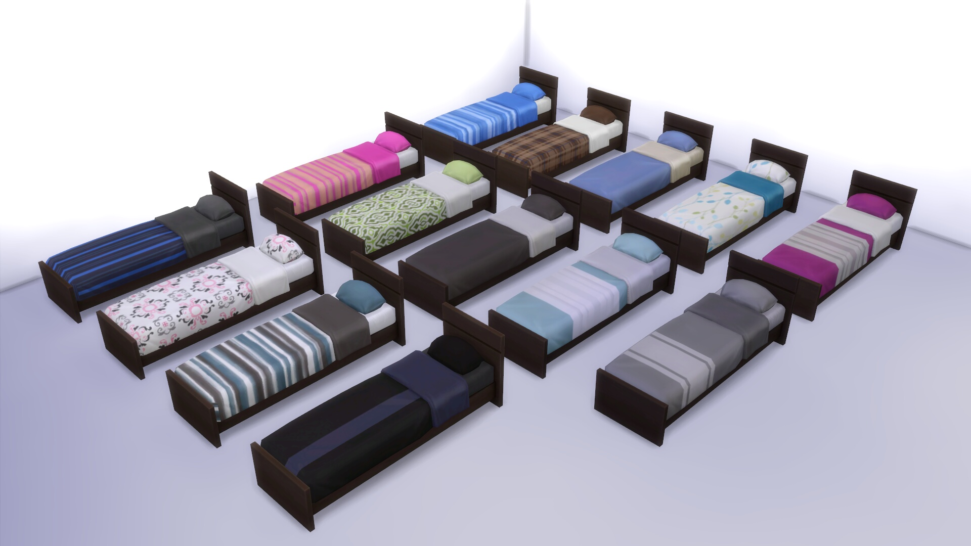 Mix and Match Bedroom Furniture by Wee Albet