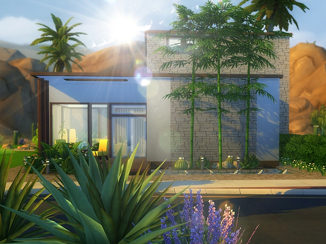 Blossom House 2 (No CC) by Tamsin