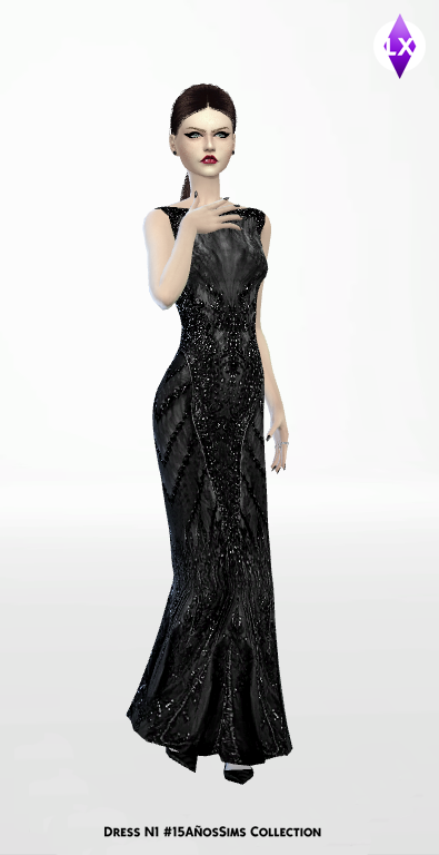 Formal Dresses and Cat Eyeliner by Luxy