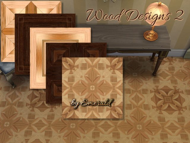 Wood Designs 2 by emerald