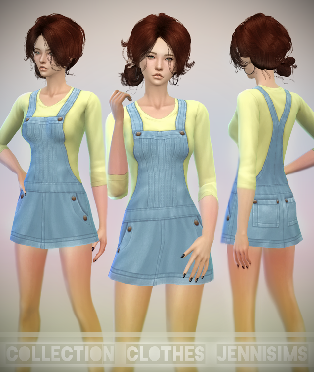 Jumper Overall by JenniSims