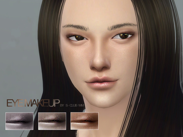S-Club WM ts4 eyeshadow 01