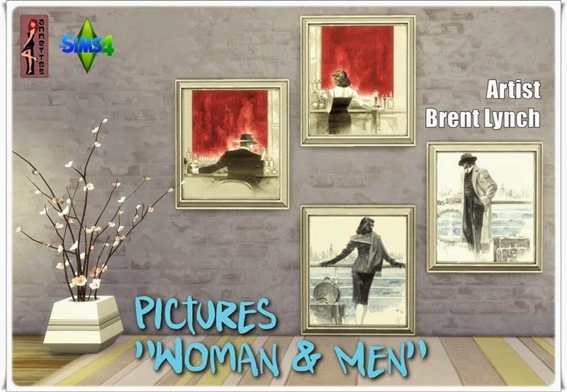 "Pictures ""Woman & Men"" by Annett85"