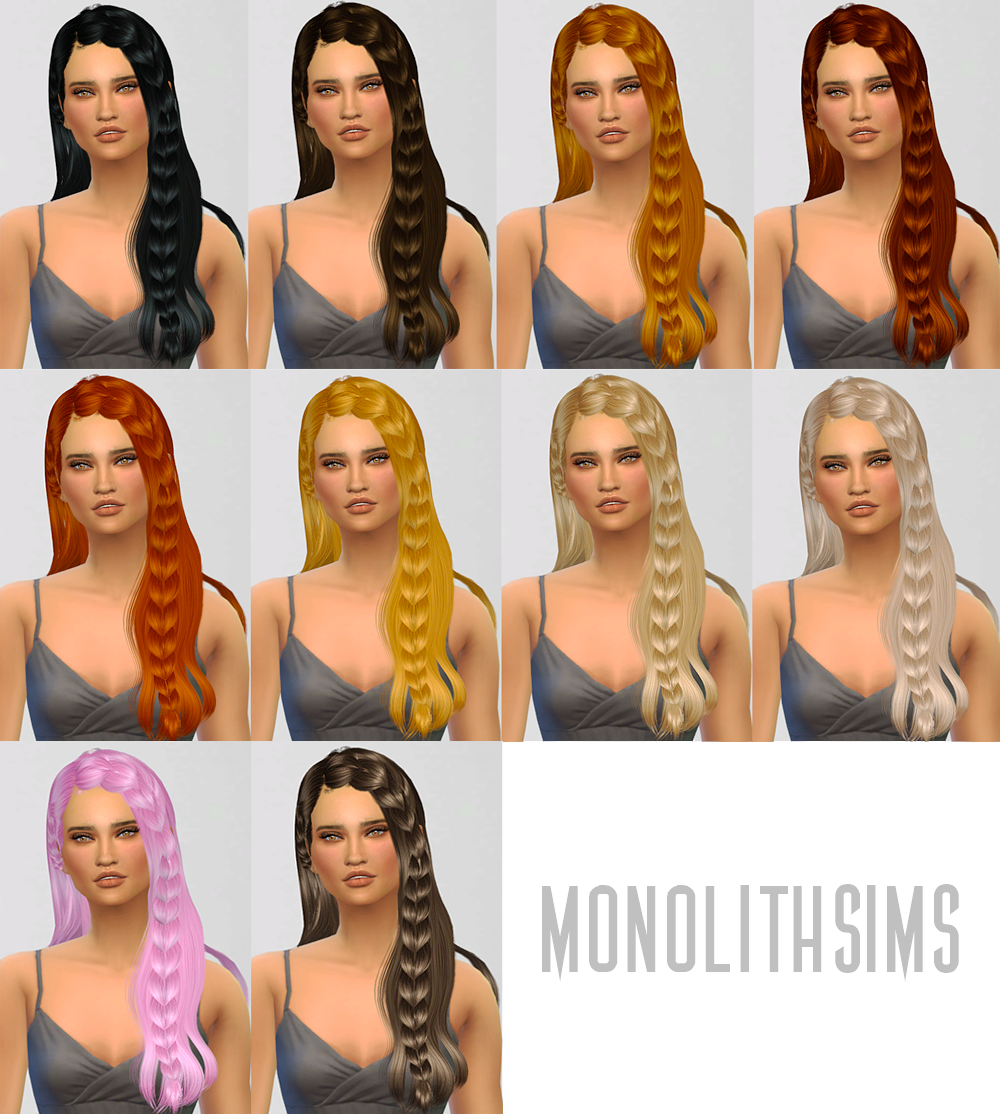 Newsea 180 Retextured by MonolithSims