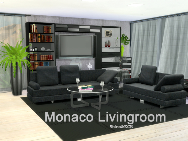 Monaco Living by ShinoKCR