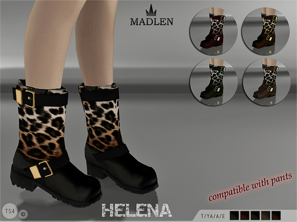 Madlen Helena Boots by MJ95