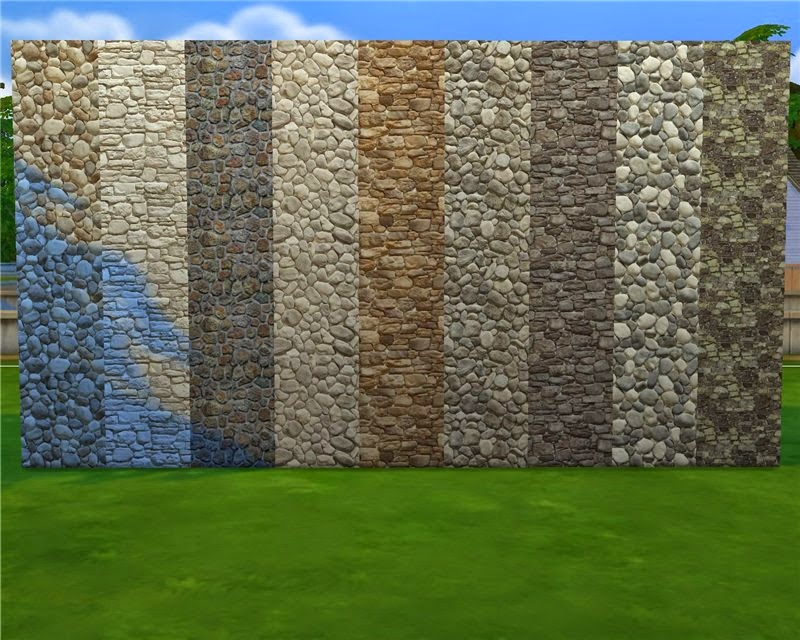 """Stone walls """"Old castle"""" by Mara45123"""