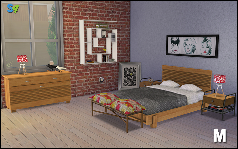 Set Boston by Mango Sims
