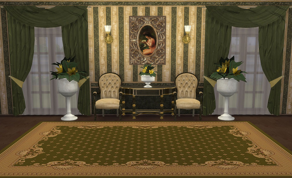 Olivia Living Set by Hellen