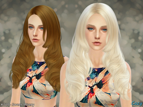 Sweet Misery - Hairstyle by Cazy