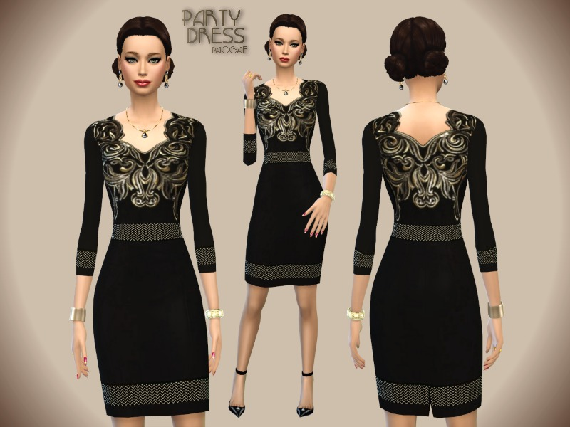 PartyDress  BY Paogae