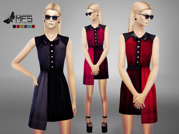 MFS Eleonor Dress by MissFortune