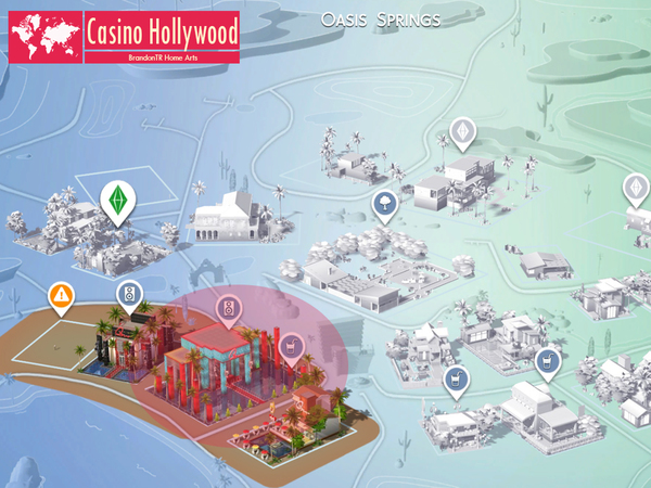 Casino Hollywood by BrandonTR