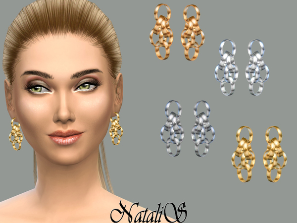 NataliS_Cascade of rings earrings FT-FE