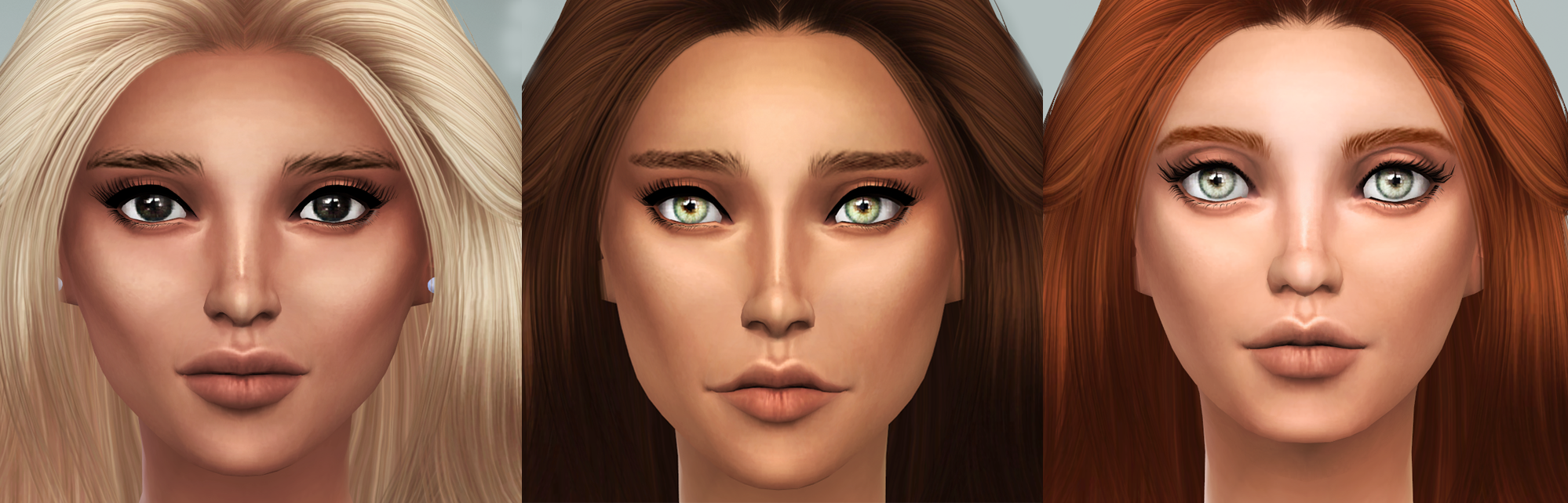 Yeying Skin by s4models