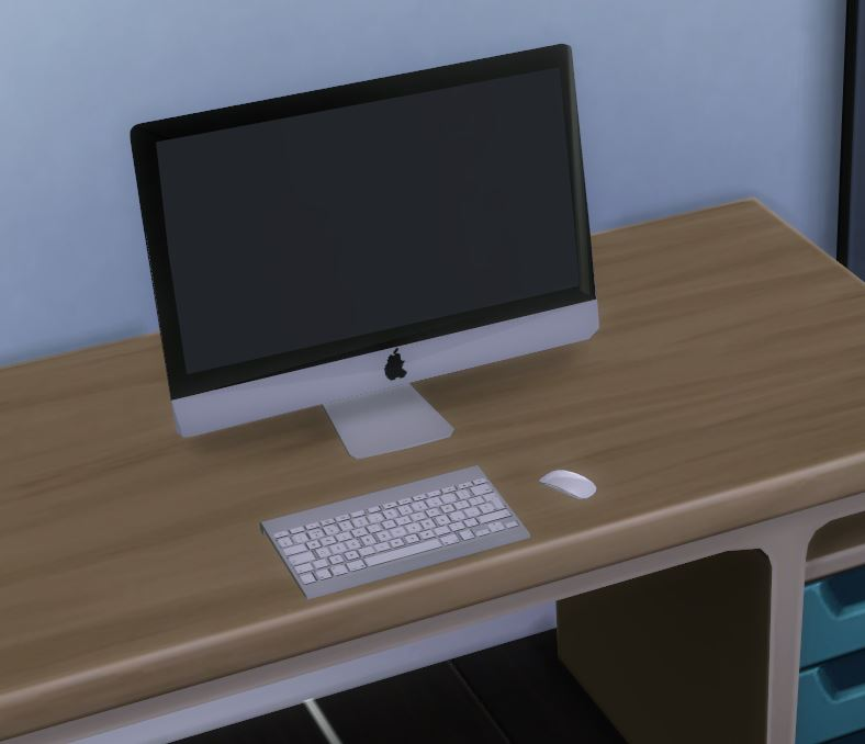 Pear simMac (Apple iMac) by ugly.breath