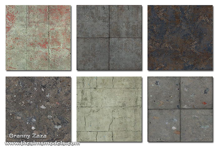 Old Floors by Granny Zaza