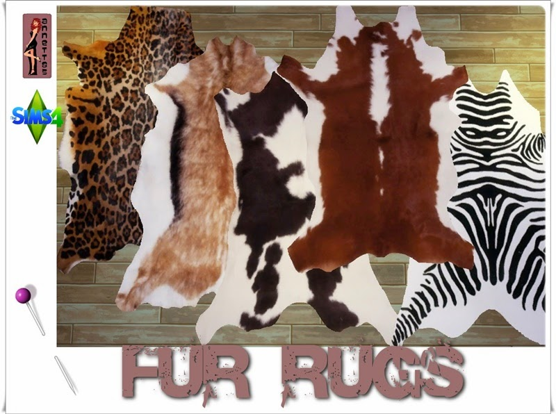 Fur Rugs by Annett85