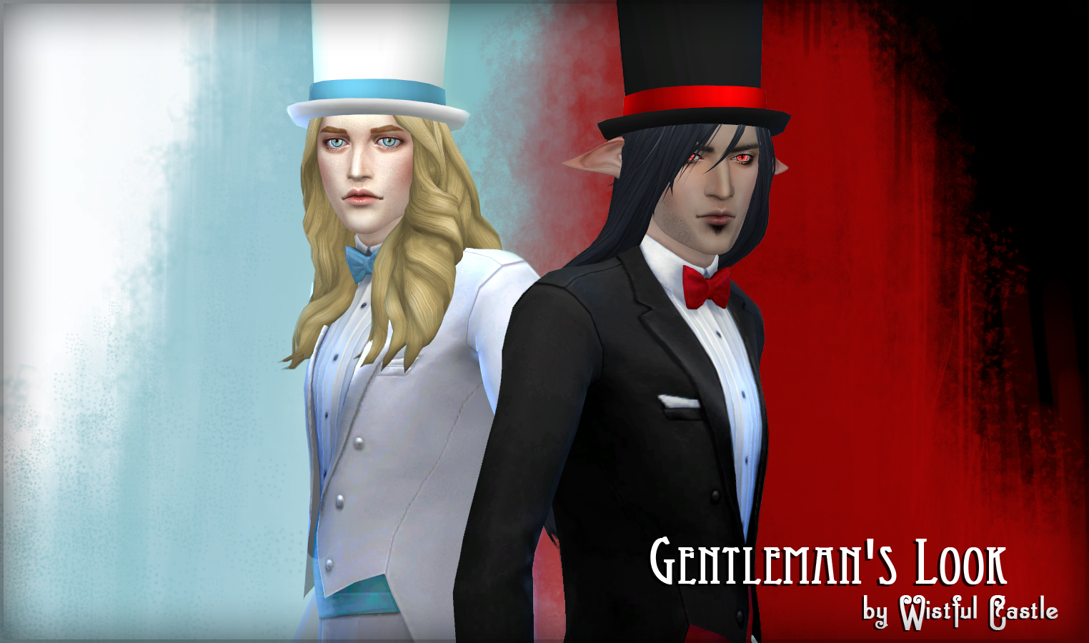 Gentlemen's Look by Wistful Castle