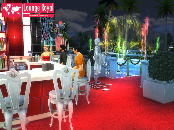 Lounge Royal by BrandonTR