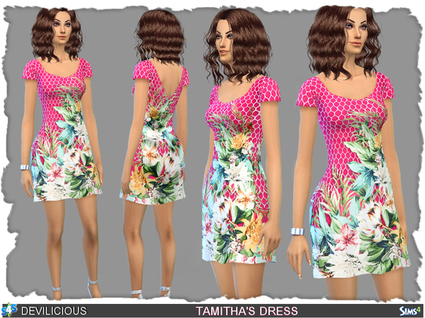 Tamitha's Dress by Devilicious