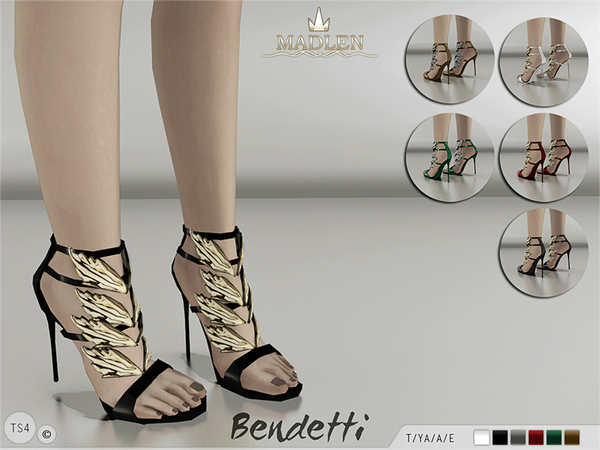 Madlen Bendetti Shoes by MJ95