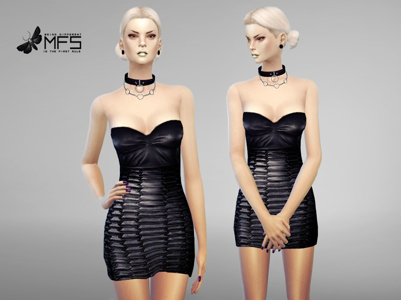 MFS Selene Dress BY MissFortune
