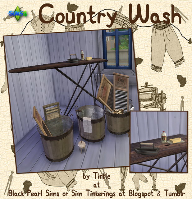 Country Wash by Tinkle