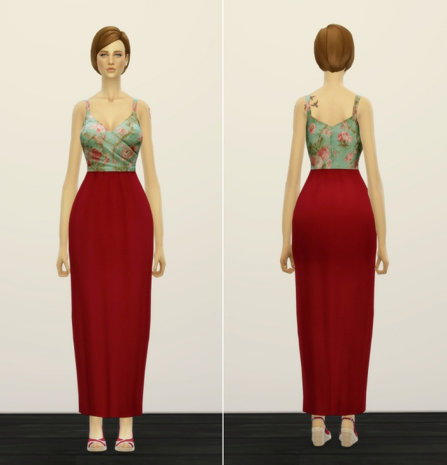 S4 Floral Blossom Female by Rusty Nail