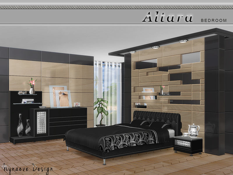 Altara Bedroom  BY NynaeveDesign