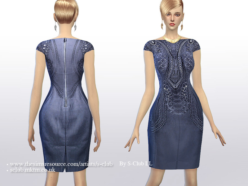 S-Club LL thesims4 clothing 01 (f)