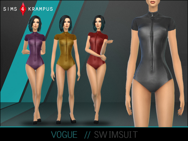 Vogue by SIms4Krampus