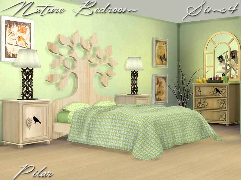 Nature Bedroom  BY Pilar