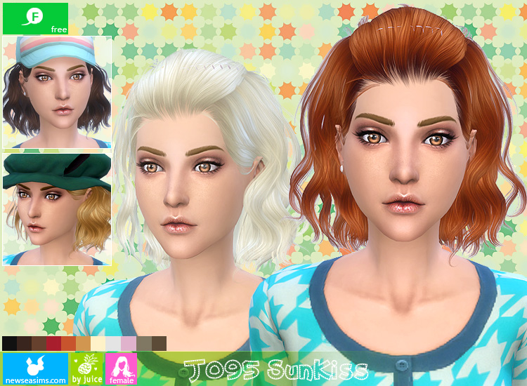 Sunkiss Hair for Females by Newsea