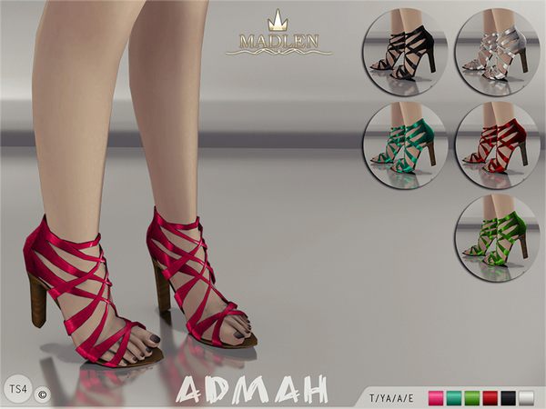Madlen Admah Shoes by MJ95