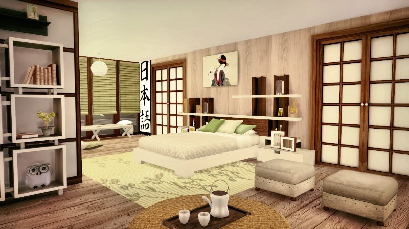 Asian Modern by Dilan