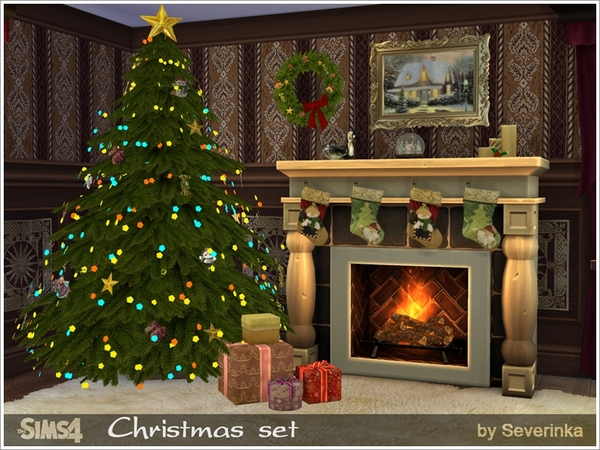 Christmas set by Severinka