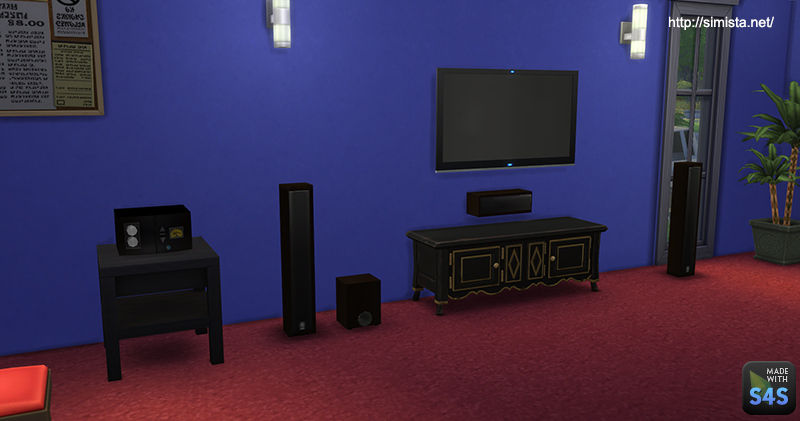 Home Theater Package by Mr S