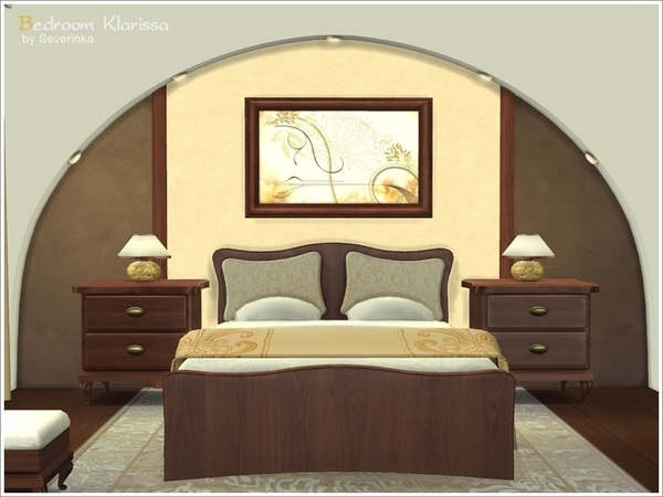 Bedroom Klarissa by Severinka
