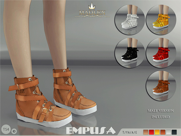 Madlen Empusa Sneakers by MJ95