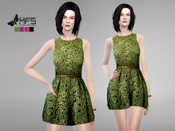 MFS Monique Dress by MissFortune