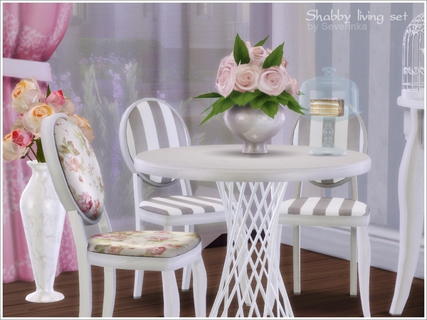 Shabby living set by Severinka