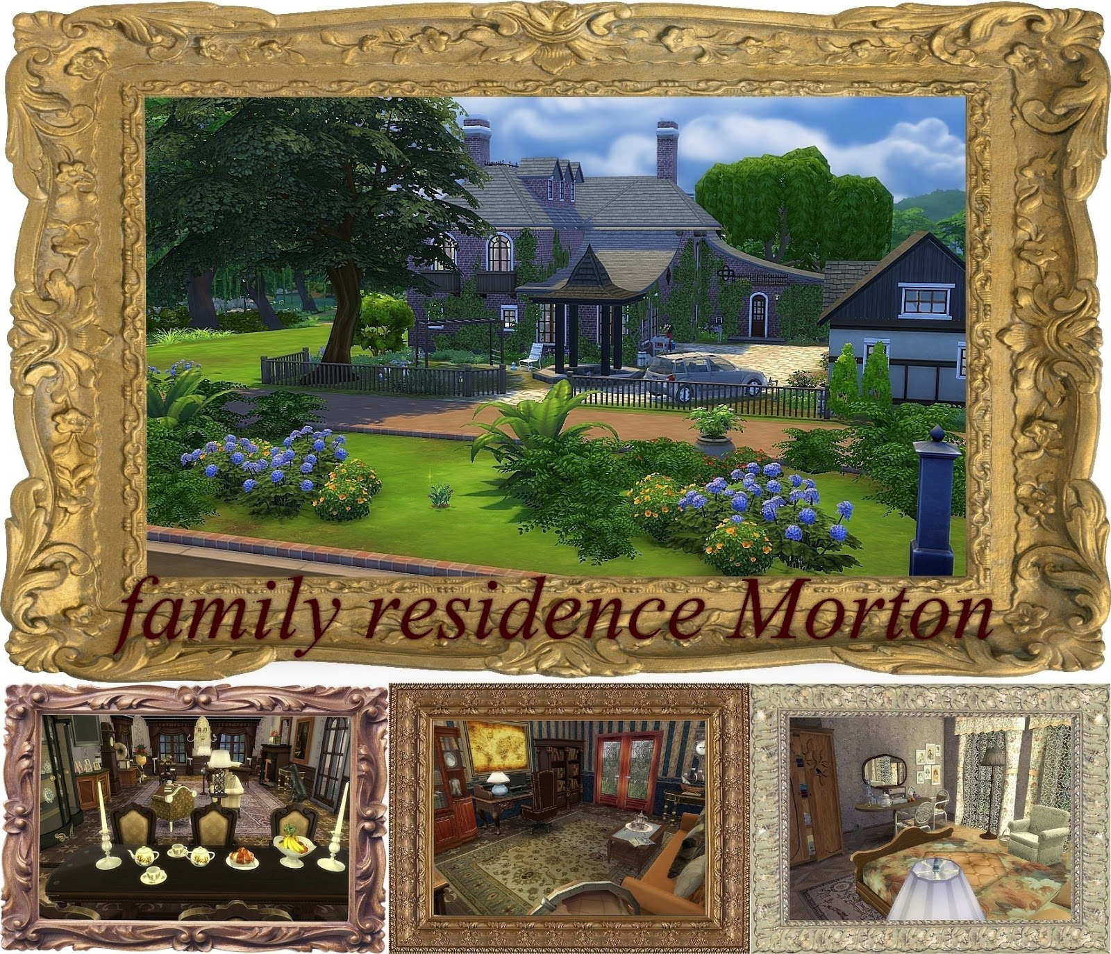 Family residence Morton by Dalila