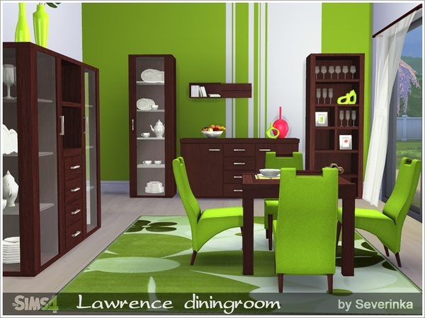 Lawrence diningroom by Severinka