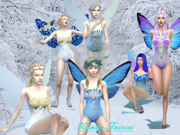 Faeries of the Seasons Outfit by alin2