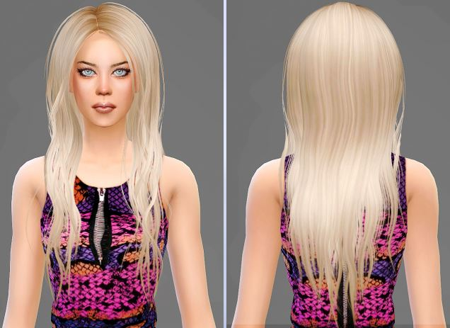 Newsea Viking Conversion Hair for Females by Artemis