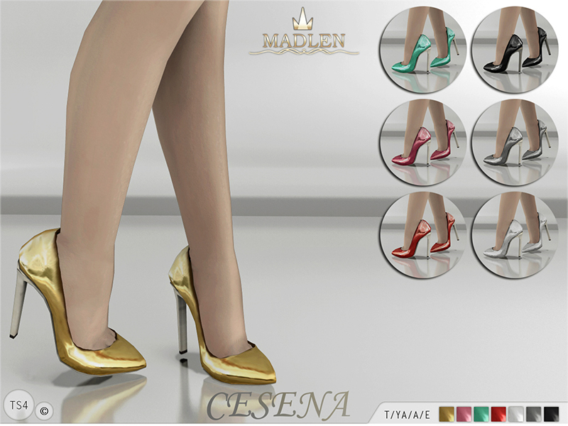 Madlen Cesena Shoes BY MJ95