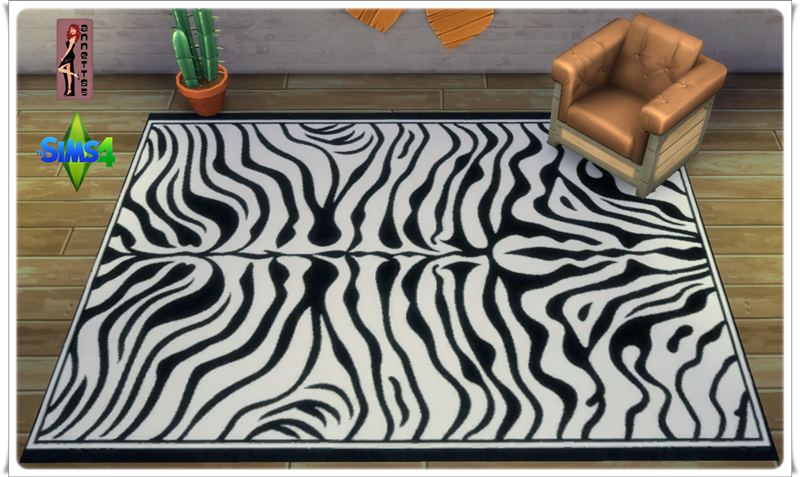 "Rugs ""Africa"" by Annett85"